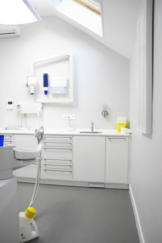 salle de soins dentiste