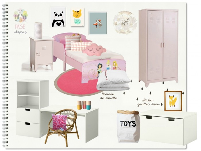 shopping chambre bébé