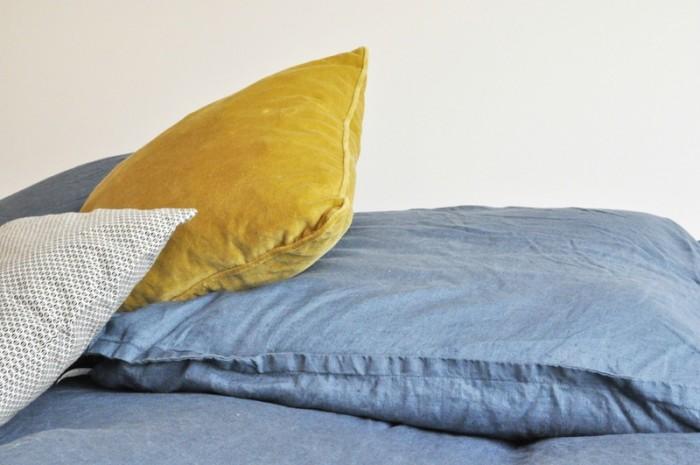 ma nouvelle housse couette command e la redoute. Black Bedroom Furniture Sets. Home Design Ideas
