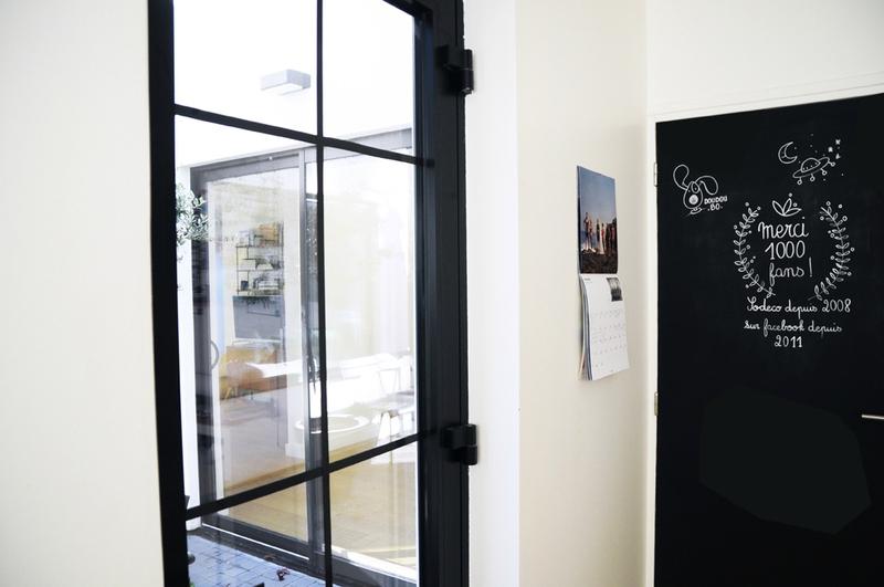 Faire une fen tre d 39 atelier for Baie vitree type atelier