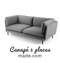 canape-gris-moderne