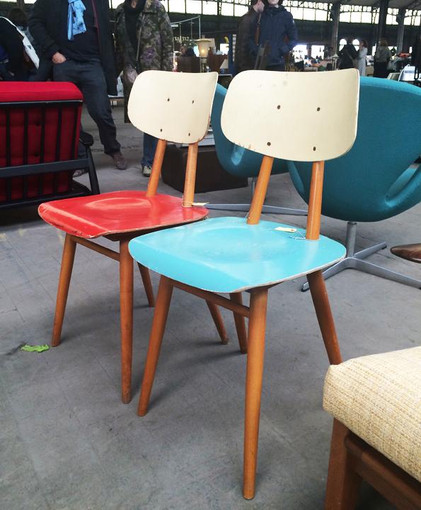 chaises-vintage