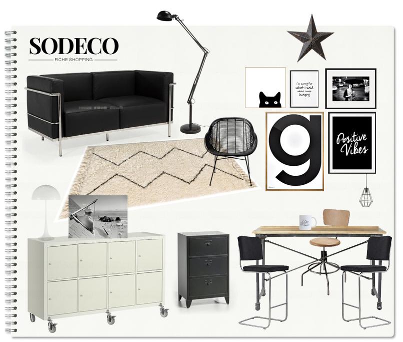 un bureau au style loft indus boulogne billancourt. Black Bedroom Furniture Sets. Home Design Ideas