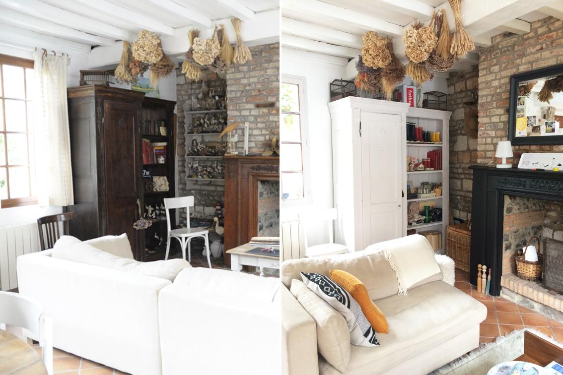 travaux peinture dans ma petite maison. Black Bedroom Furniture Sets. Home Design Ideas