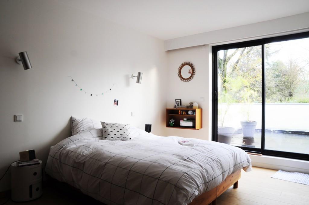 Une nouvelle housse de couette et une nouvelle couleur pour ma chambre - Peinture blanche chambre ...