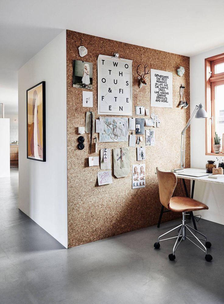 Un bureau pour 2 duba - Tableau deco pour bureau ...