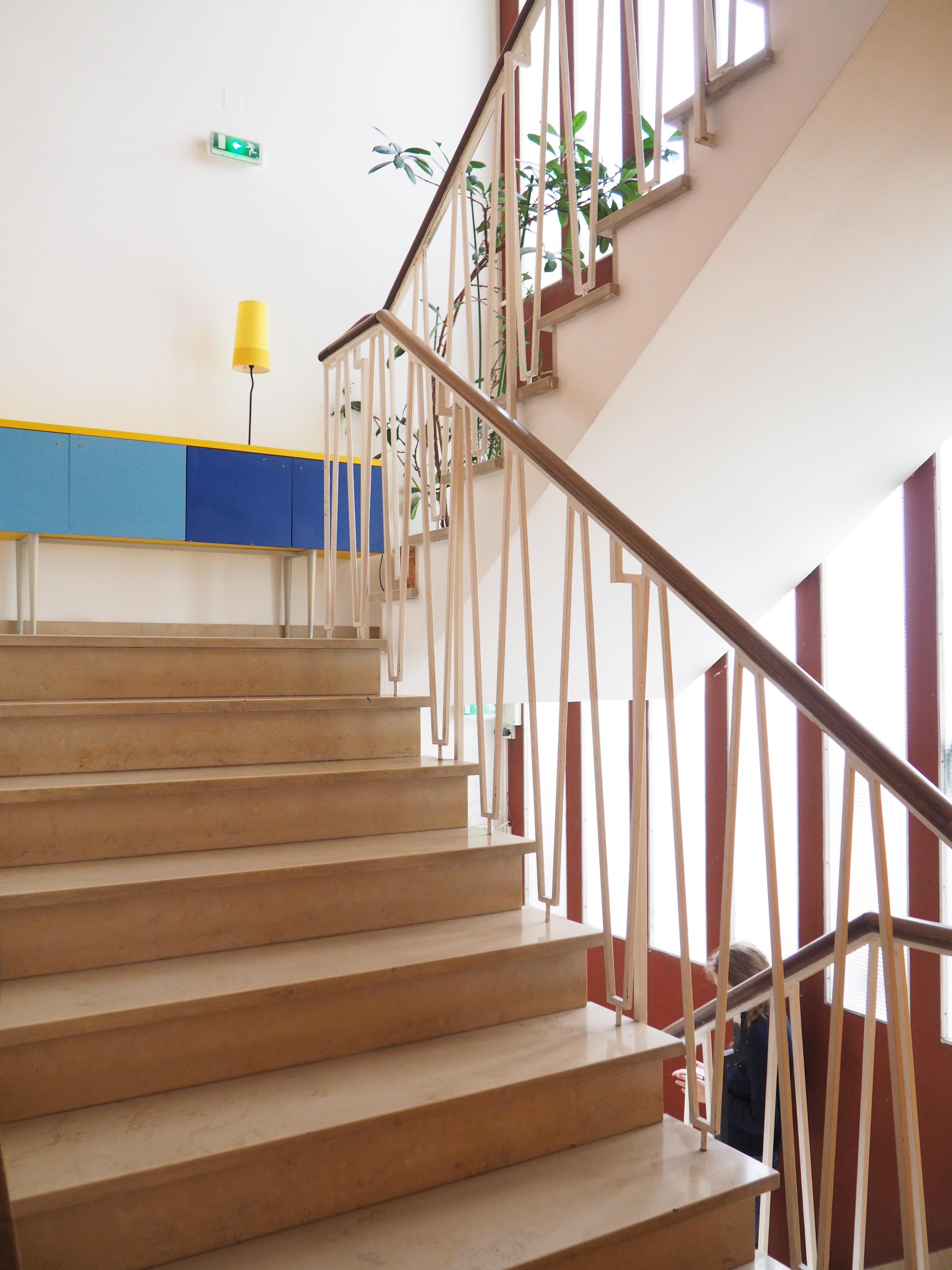 escalier-vintage