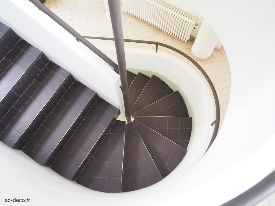 escalier-villa-savoye