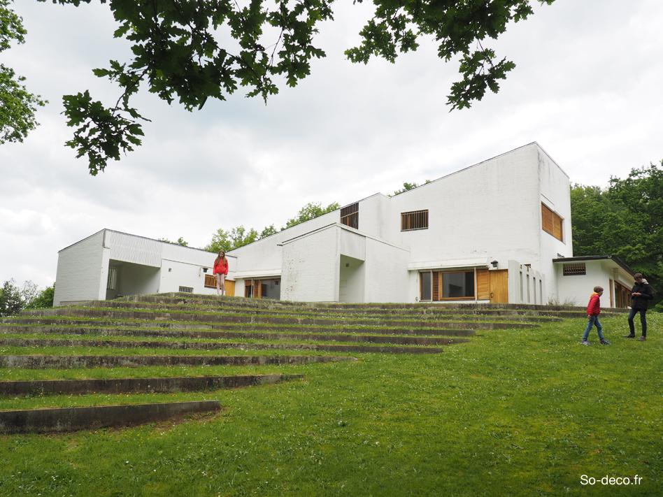 JAi Visit La Maison Louis Carr De Alvar Aalto