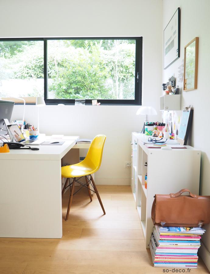 chaise-eames-jaune