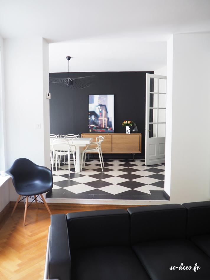 avant apr s dans une maison marcq en bar ul. Black Bedroom Furniture Sets. Home Design Ideas