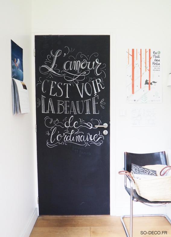chalk-typographie