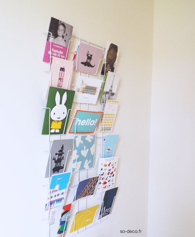 porte-cartes-postales