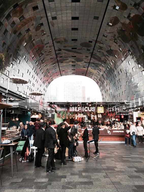 Markthal-Rotterdam