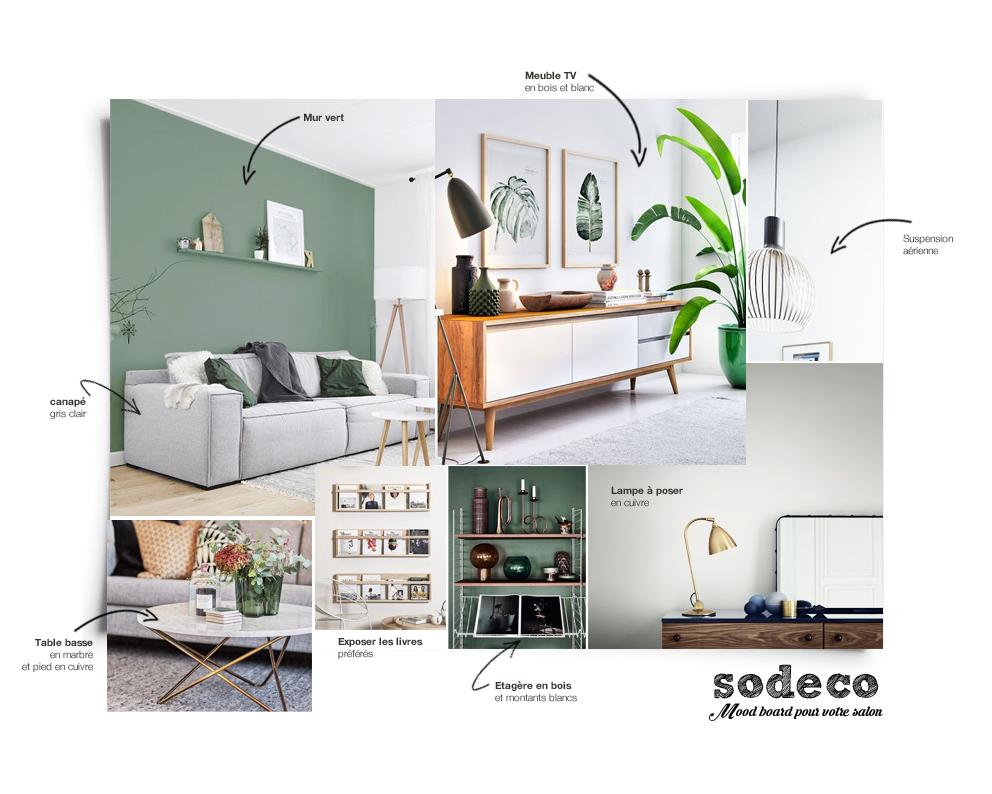 200m20 pour une pièce à vivre (heureux) – Sodeco, conseils en