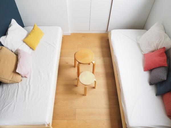 ma chambre d amis suite et fin. Black Bedroom Furniture Sets. Home Design Ideas