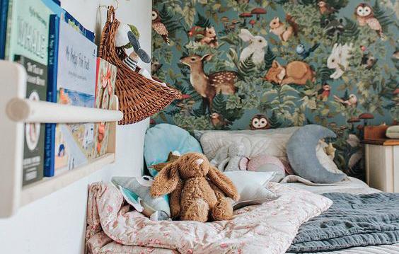 Des Idees Pour Une Chambre De Bebe