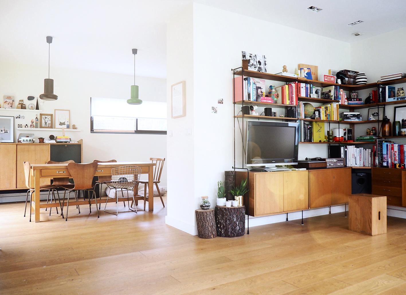 Decoration Interieur Appartement Vintage comment mixer l'ancien et le moderne.